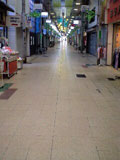 シャッター商店街の画像