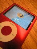 iPod shuffle (PRODUCT) RED Special Edition の画像