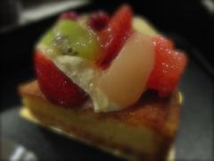 アンリ・シャルパンティエのケーキの画像