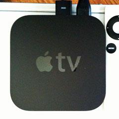 Apple TV の画像