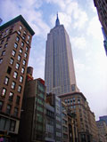 Empire State Building の画像